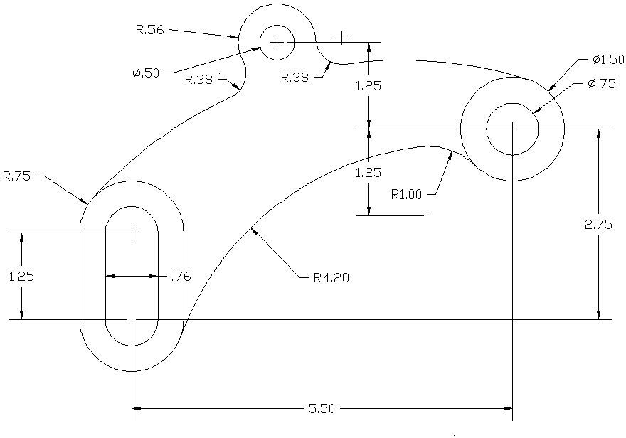 autocad drawing samples mechanical engineering - autocad